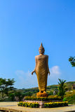 Buddha della Tailandia Fotografie Stock