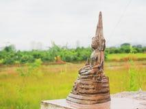 Buddha denken lizenzfreie stockbilder