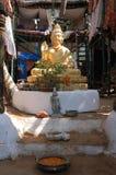 Buddha, der über Sie aufpasst lizenzfreie stockbilder