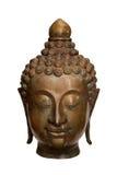 Buddha in der Bronze Lizenzfreies Stockfoto