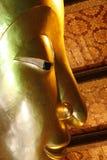 buddha detalj arkivfoton