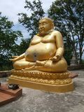 Buddha di distensione Immagine Stock Libera da Diritti