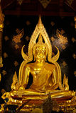 Buddha di Phitsanulok Fotografie Stock Libere da Diritti
