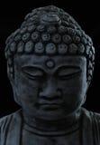 Buddha di pietra Fotografie Stock Libere da Diritti
