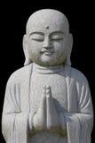 Buddha di preghiera Fotografia Stock