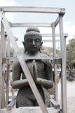 Buddha di preghiera Immagini Stock Libere da Diritti