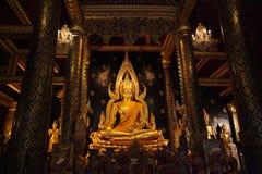 Buddha di questo tempio Fotografia Stock Libera da Diritti