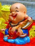 Buddha di risata Immagine Stock Libera da Diritti