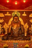 Buddha di seduta Immagini Stock Libere da Diritti