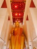 Buddha di seduta Immagine Stock