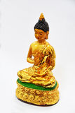 buddha diagram sitting Arkivbilder