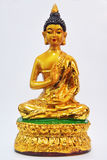 buddha diagram sitting Royaltyfri Fotografi