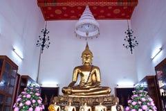 Buddha with disciple Royalty Free Stock Photos