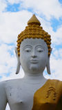 Buddha doikum in chiangmai thailand. The old buddha stuate is in nakorn chiangmai Stock Photo