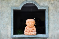 Buddha doll Royalty Free Stock Photo