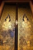 Buddha Door in Bangkok Royalty Free Stock Images