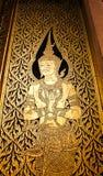 Buddha Door in Bangkok Royalty Free Stock Photos