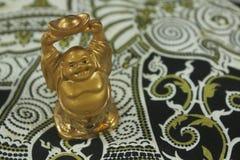 Buddha dorato Fotografia Stock Libera da Diritti