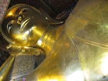 Buddha dorato Immagine Stock