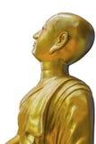 Buddha dorato Fotografie Stock