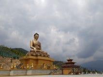 Buddha Dordenma Bhutan immagini stock