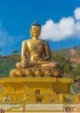 Buddha Dordenma statua w Thimphu, Bhutan obrazy royalty free