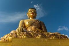 Buddha Dordenma statua w Thimphu, Bhutan zdjęcia stock
