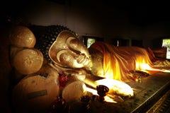 buddha dosypianie Obraz Royalty Free