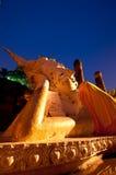 buddha dosypianie zdjęcia royalty free