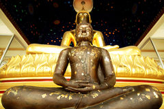 buddha double Royaltyfria Foton
