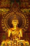 Buddha dourado Imagem de Stock