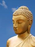 Buddha dourado Fotografia de Stock Royalty Free
