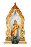 Buddha dourado no símbolo de Thailand Foto de Stock Royalty Free