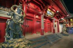 buddha drzwiowy opiekunów relikwii świątyni ząb Obraz Royalty Free