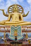 buddha duży statua zdjęcie stock