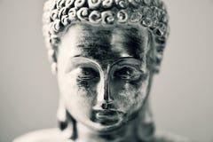 The buddha in duotone Stock Photo