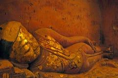Buddha durmiente Fotografía de archivo