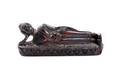 Buddha durmiente Imagen de archivo libre de regalías