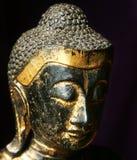 Buddha e candele Fotografie Stock