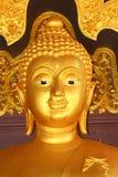 Buddha in einem Tempel von Thailand Lizenzfreies Stockfoto