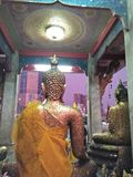 Buddha em Tailândia Fotografia de Stock Royalty Free