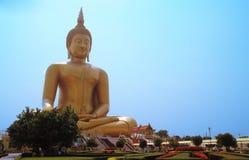 Buddha em Tailândia Fotos de Stock