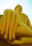 Buddha em Tailândia Foto de Stock Royalty Free
