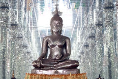 Buddha em Tailândia Imagens de Stock