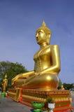 Buddha em Tailândia Foto de Stock