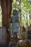 Buddha em tailandês Imagem de Stock