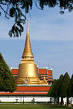 Buddha em Wat Phra Kaew. Fotografia de Stock