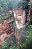 buddha emei gigantyczny leshan mt Zdjęcia Royalty Free