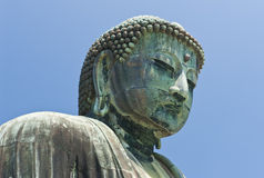 Buddha en Kamakura Foto de archivo libre de regalías