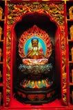 Buddha en la cubierta Foto de archivo